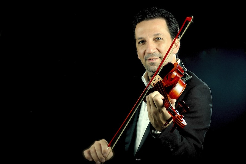 Artists Booking Agency The Best Arabic Violin Player Dubai based
