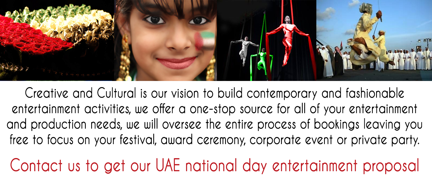 44TH UAE National Day Entertainment